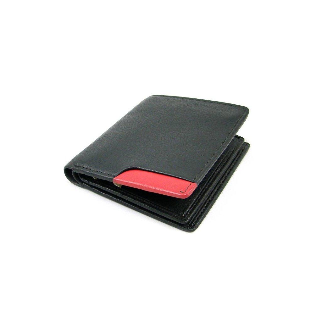Pánská kožená luxusní peněženka - 2