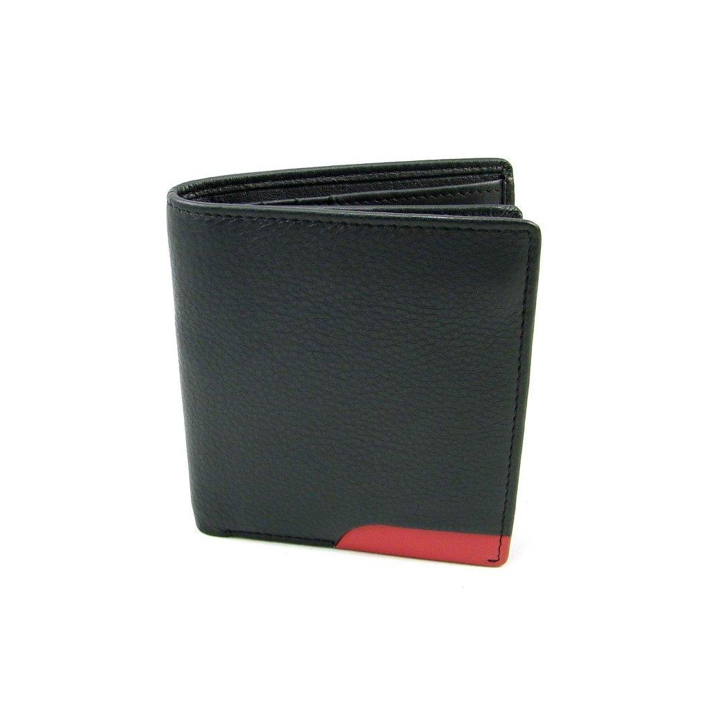Pánská kožená luxusní peněženka