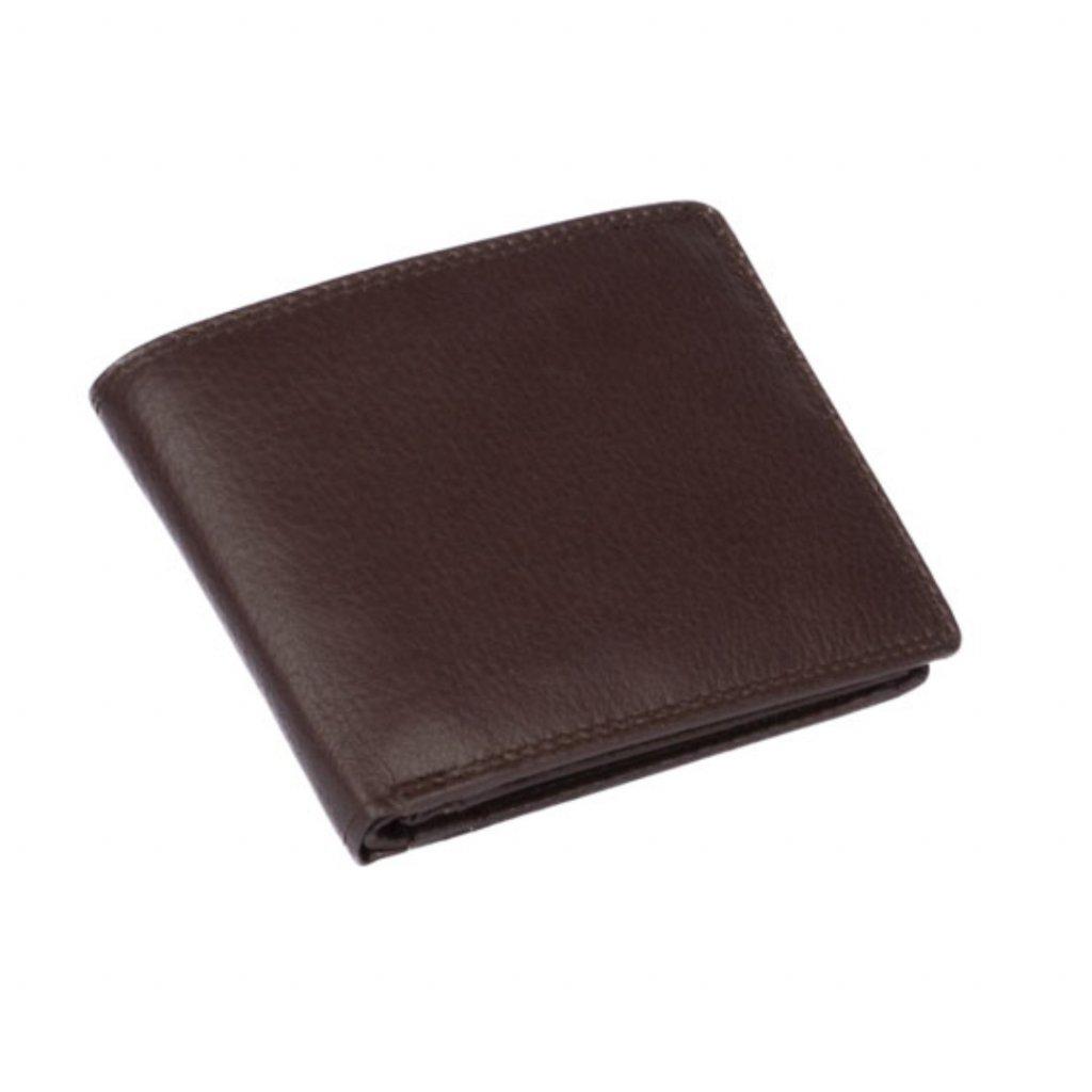 Pánská hnědá peněženka - 2