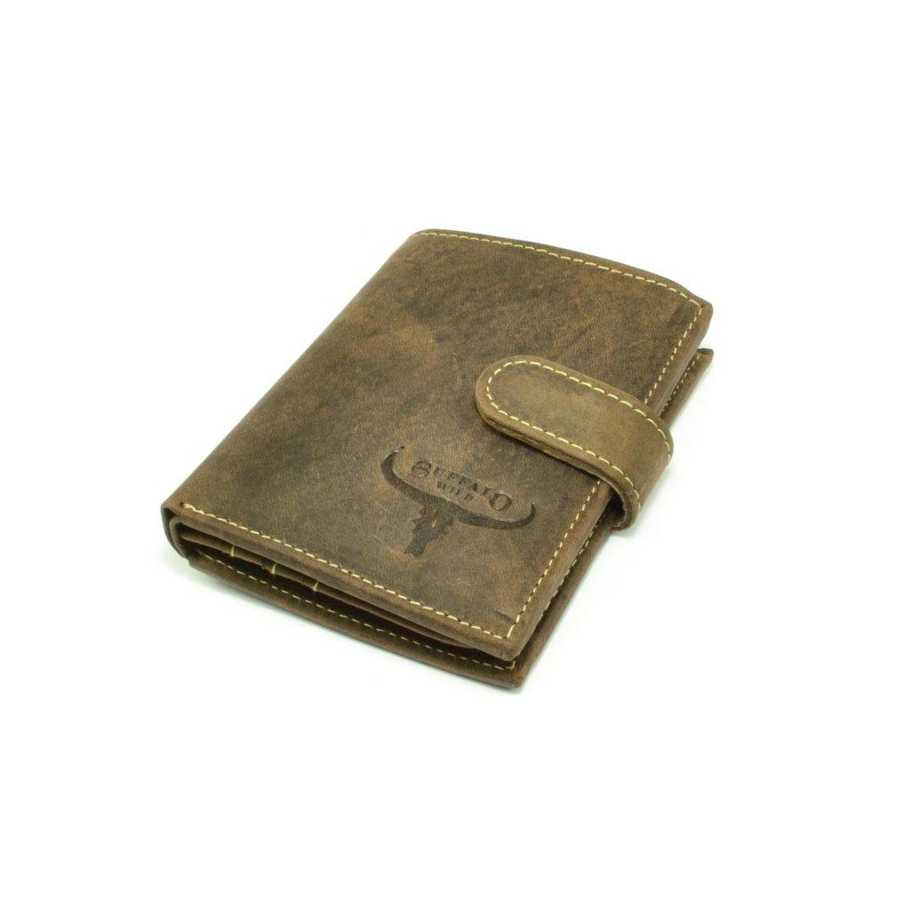 Pánská peněženka kožená v dárkové krabičce - 2