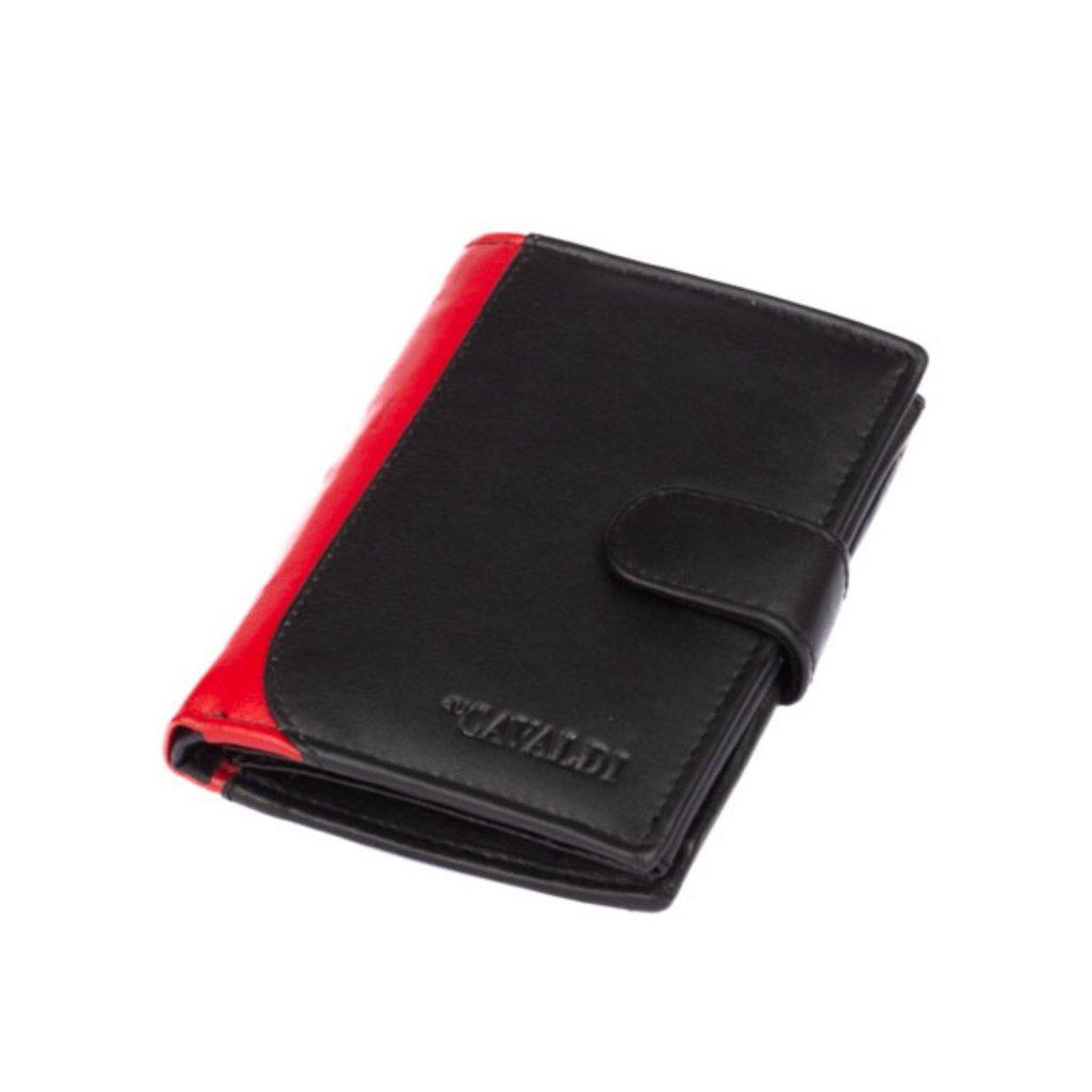 Pánská peněženka kožená s přezkou - 2