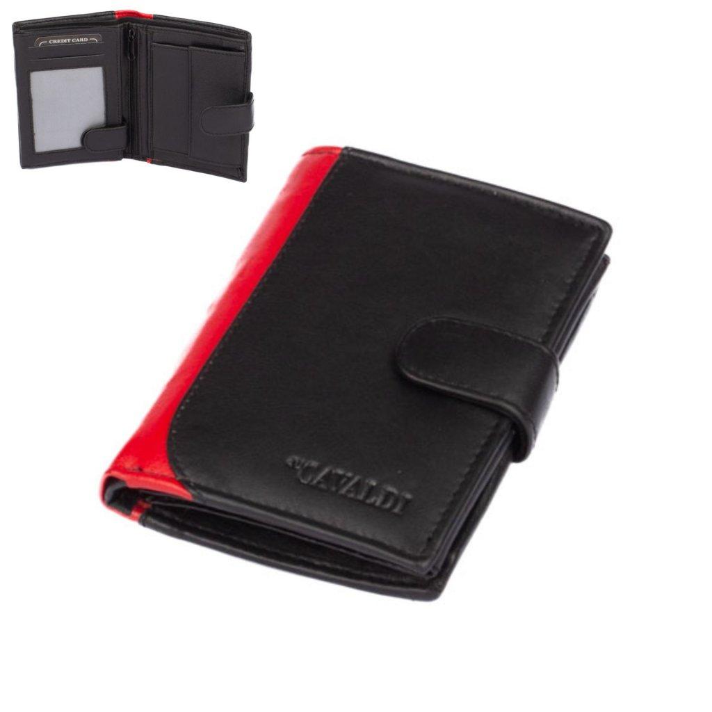 Pánská peněženka kožená s přezkou