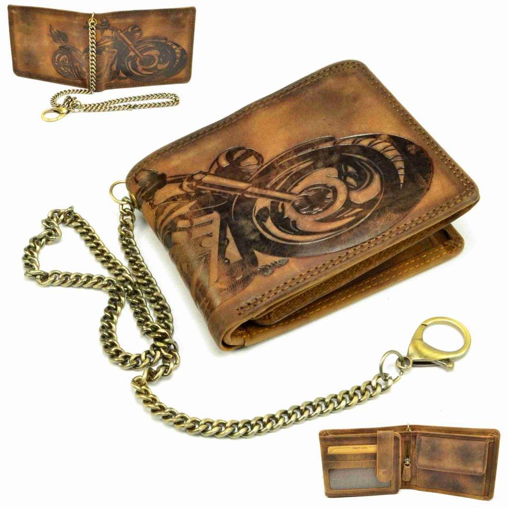 Pánská luxusní peněženka - 1