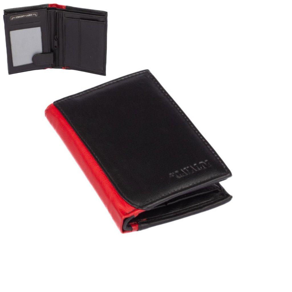 Peněženka pánská velká kožená - 1