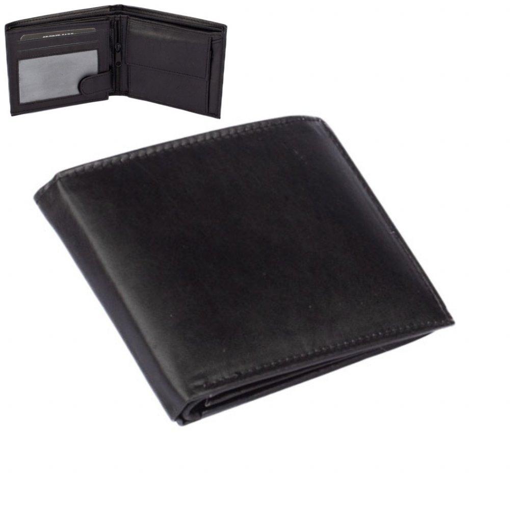 Kožená peněženka pánská moderní