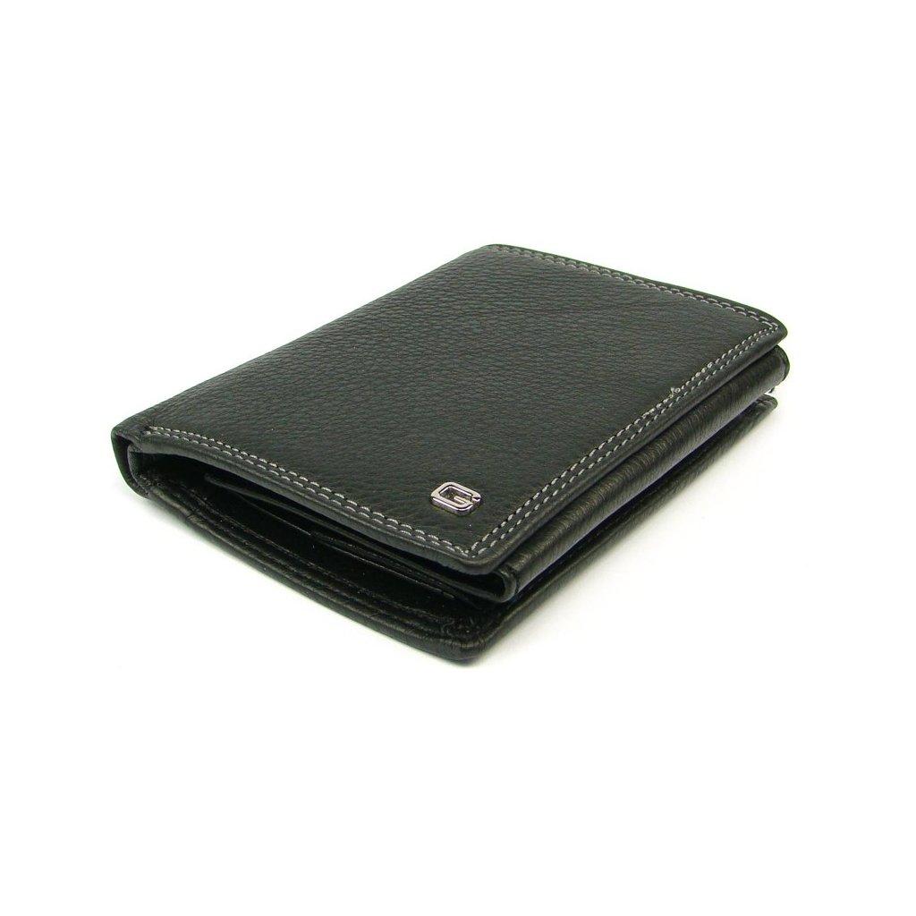 Černá peněženka pánská - 2