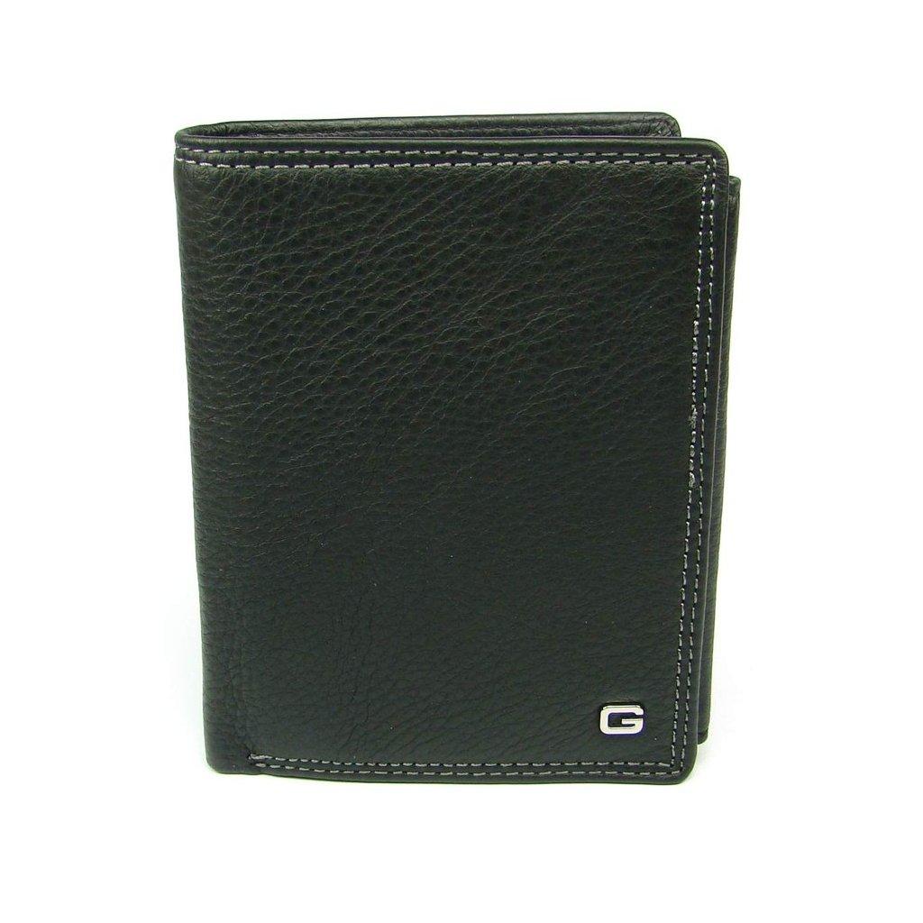 Černá peněženka pánská