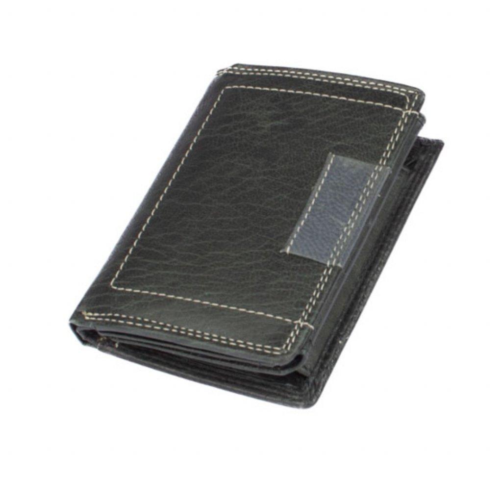 Pánská luxusní kožená peněženka - 2