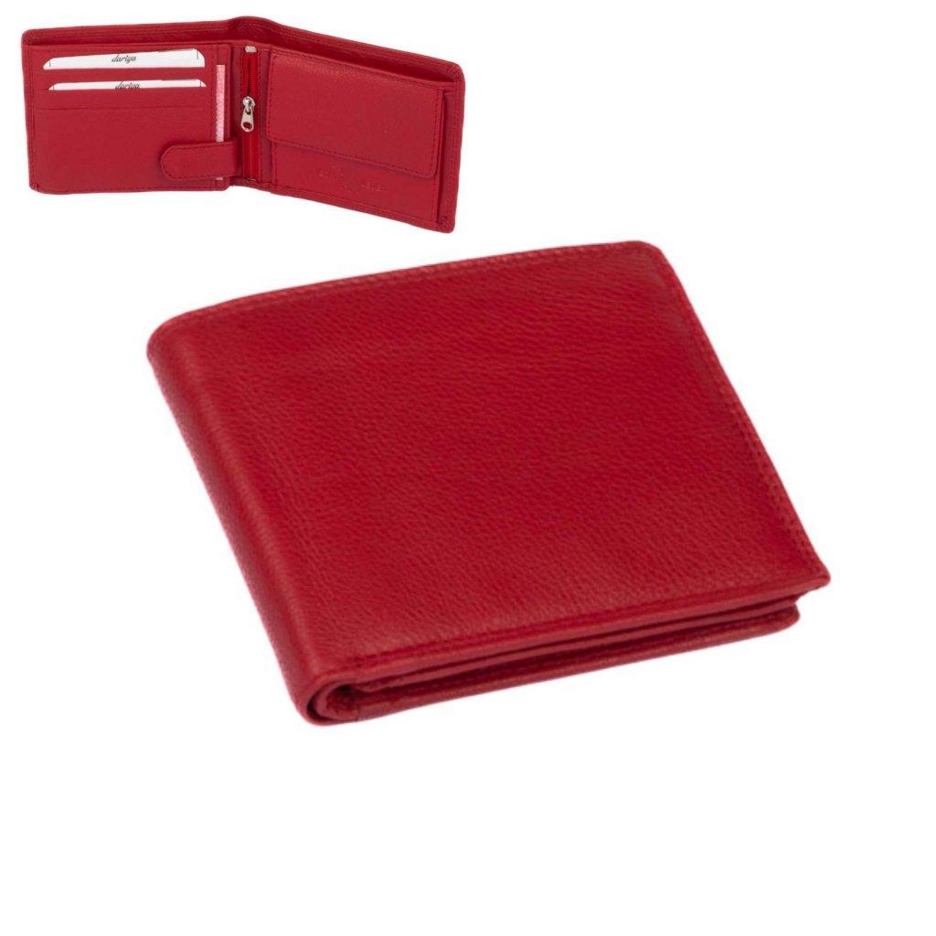 Velká kožená pánská peněženka