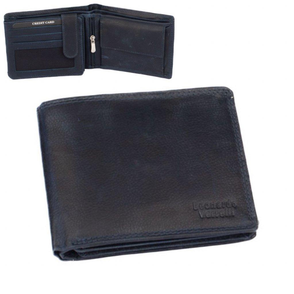 Pánská peněženka kožená luxusní