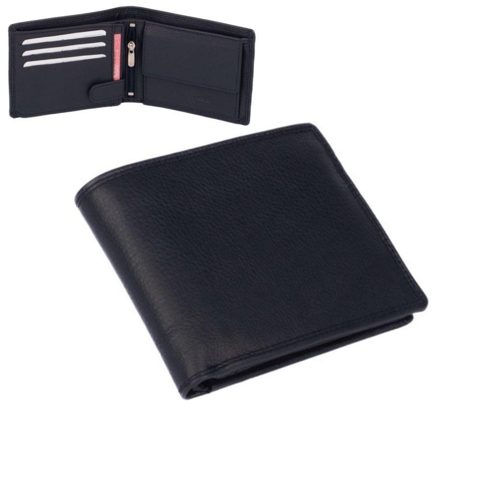 Kožená peněženka pánská - 1