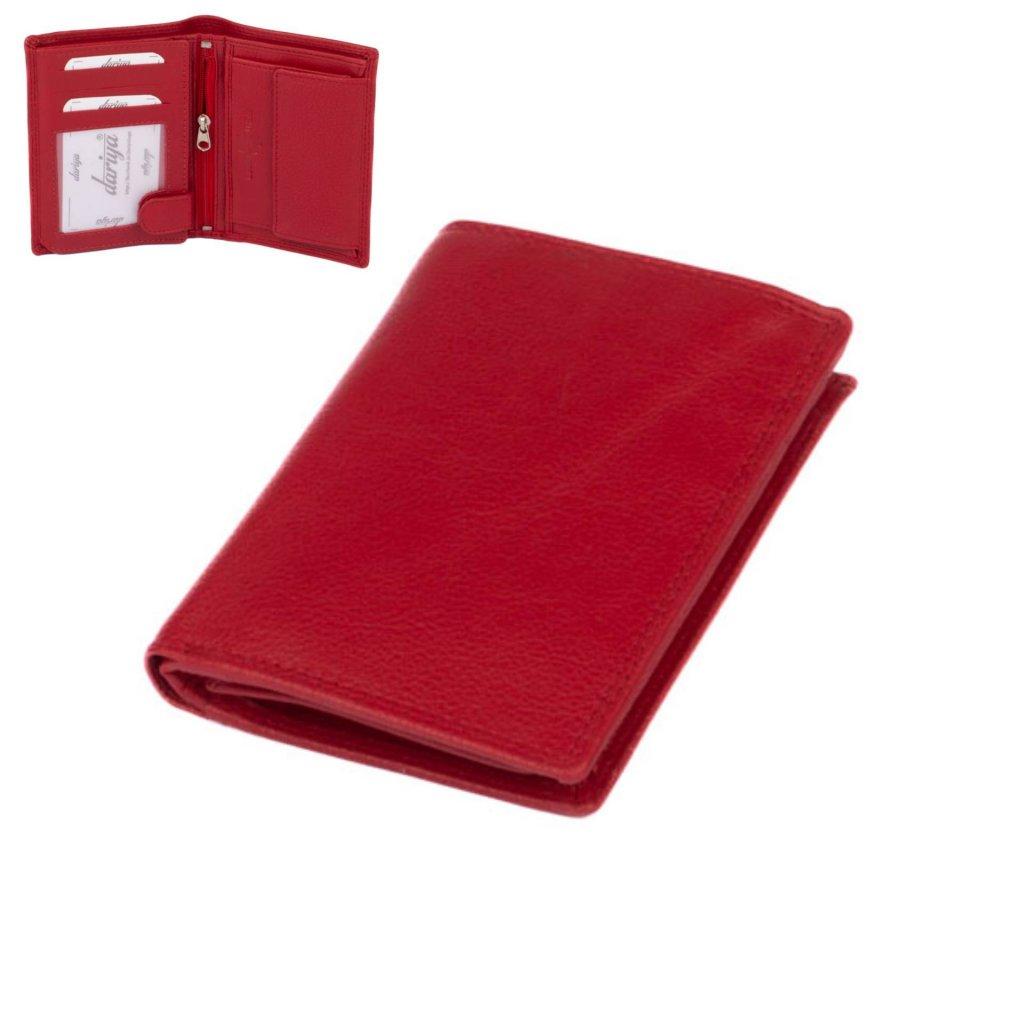 Pánská moderní peněženka kožená - 1