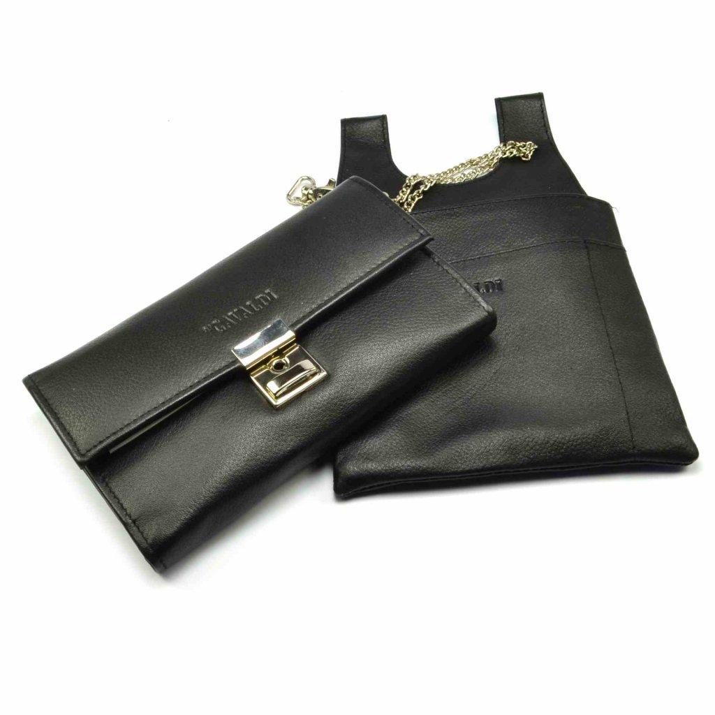 Číšnická peněženka s kapsou