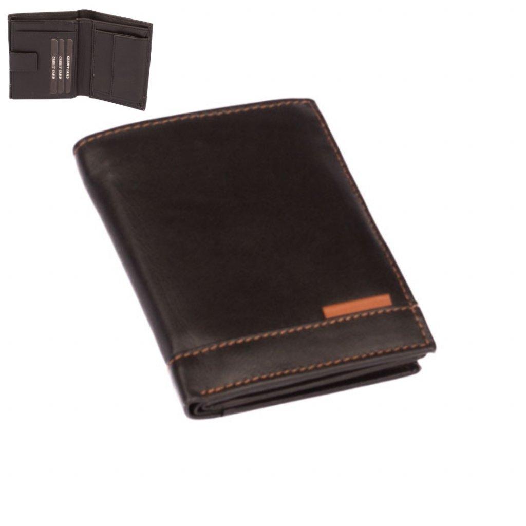 Kožená peněženka retro - 1