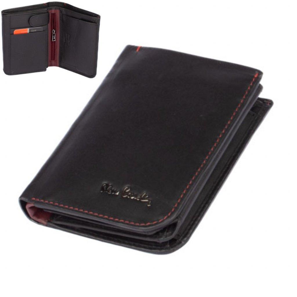 Malá kožená pánská peněženka