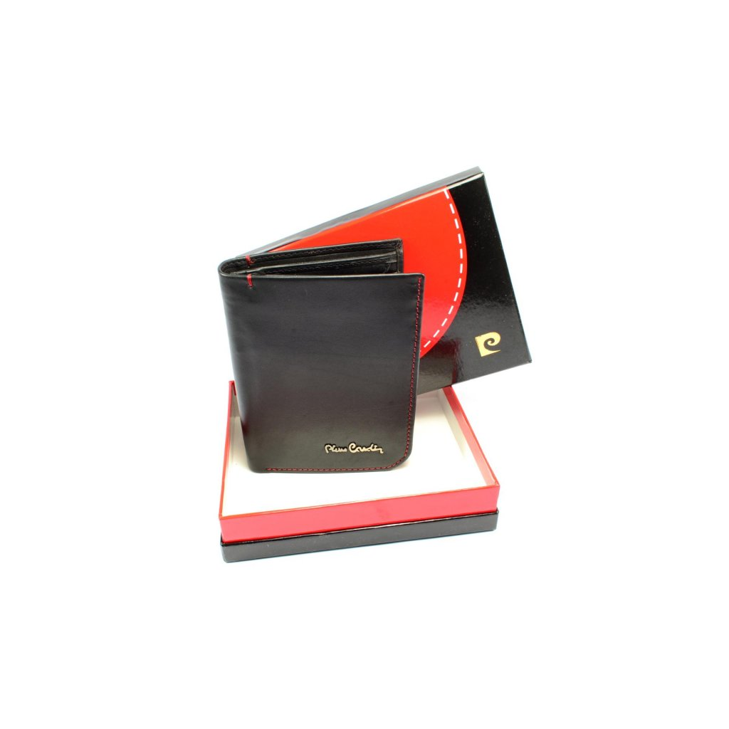 Malá kožená pánská peněženka - 1