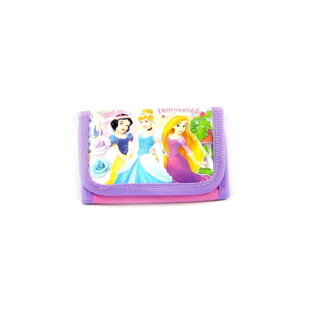 Dětská peněženka Princesses