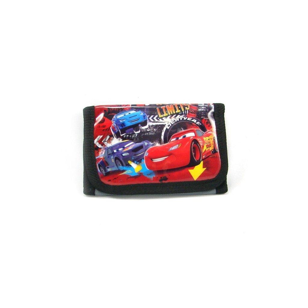Chlapecká peněženka Cars