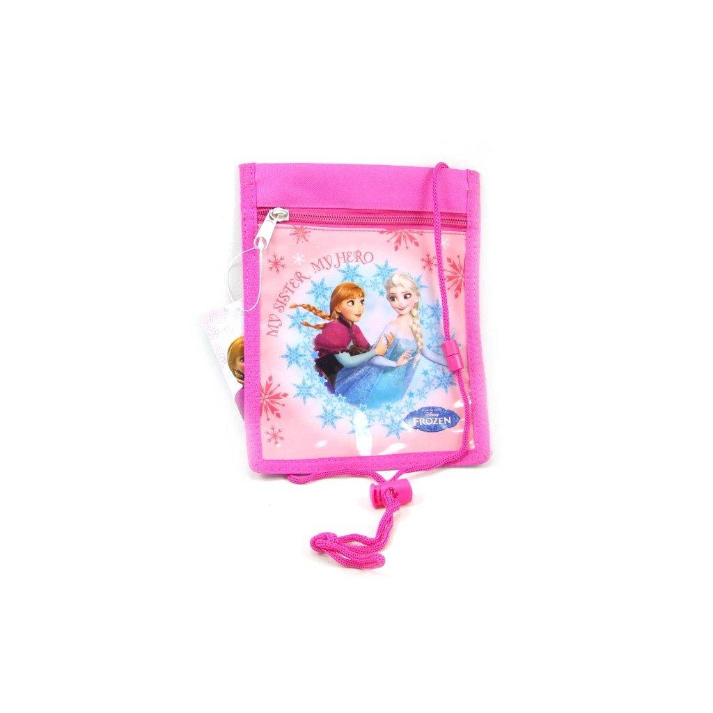 Dívčí peněženka Frozen