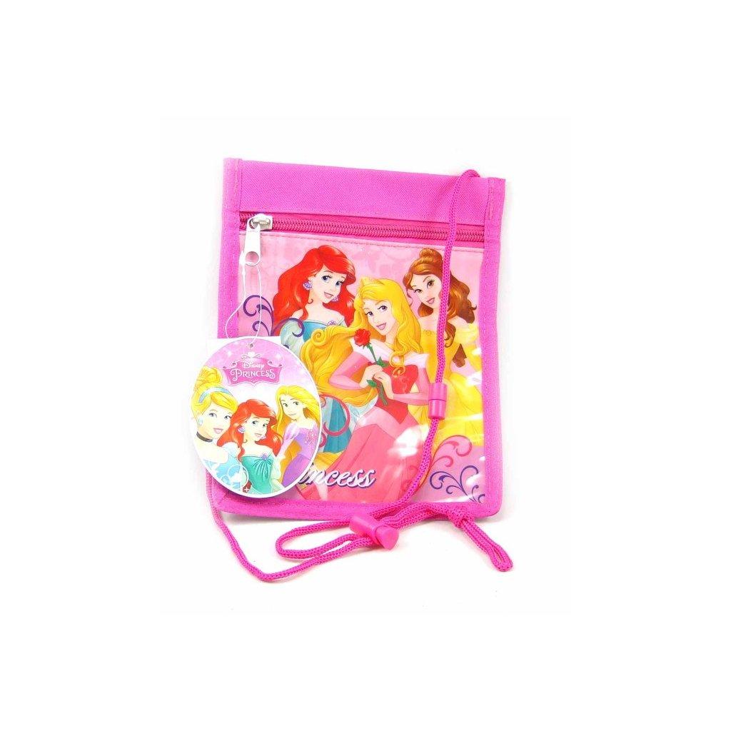 Dívčí peněženka Princess