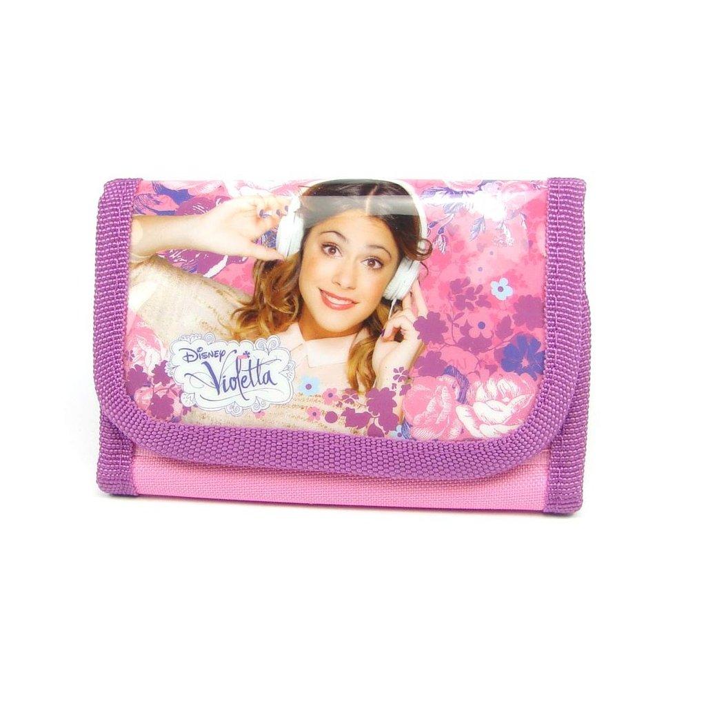 Dětská peněženka Violetta