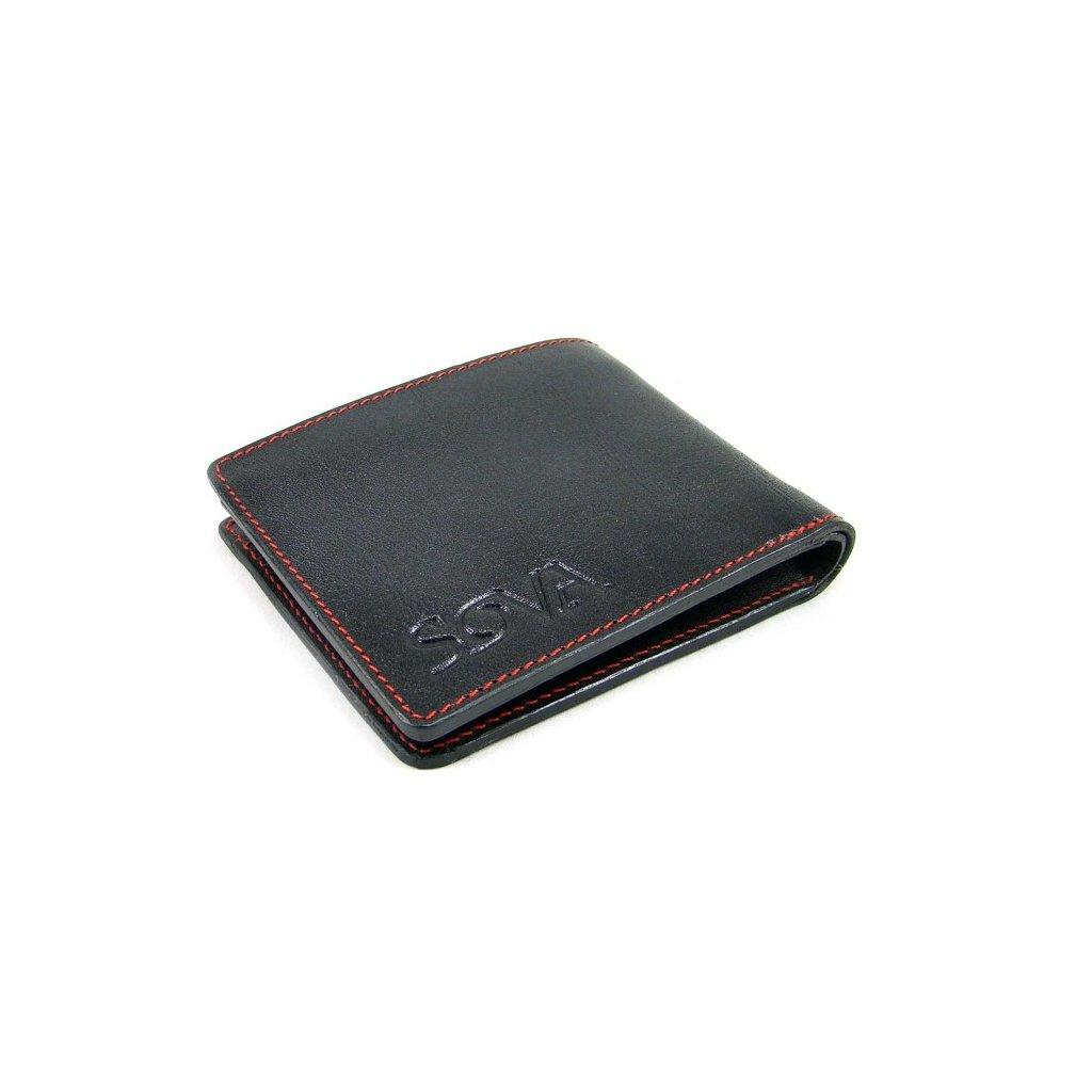 Pánská peněženka kožená TRE pro leváky - 2