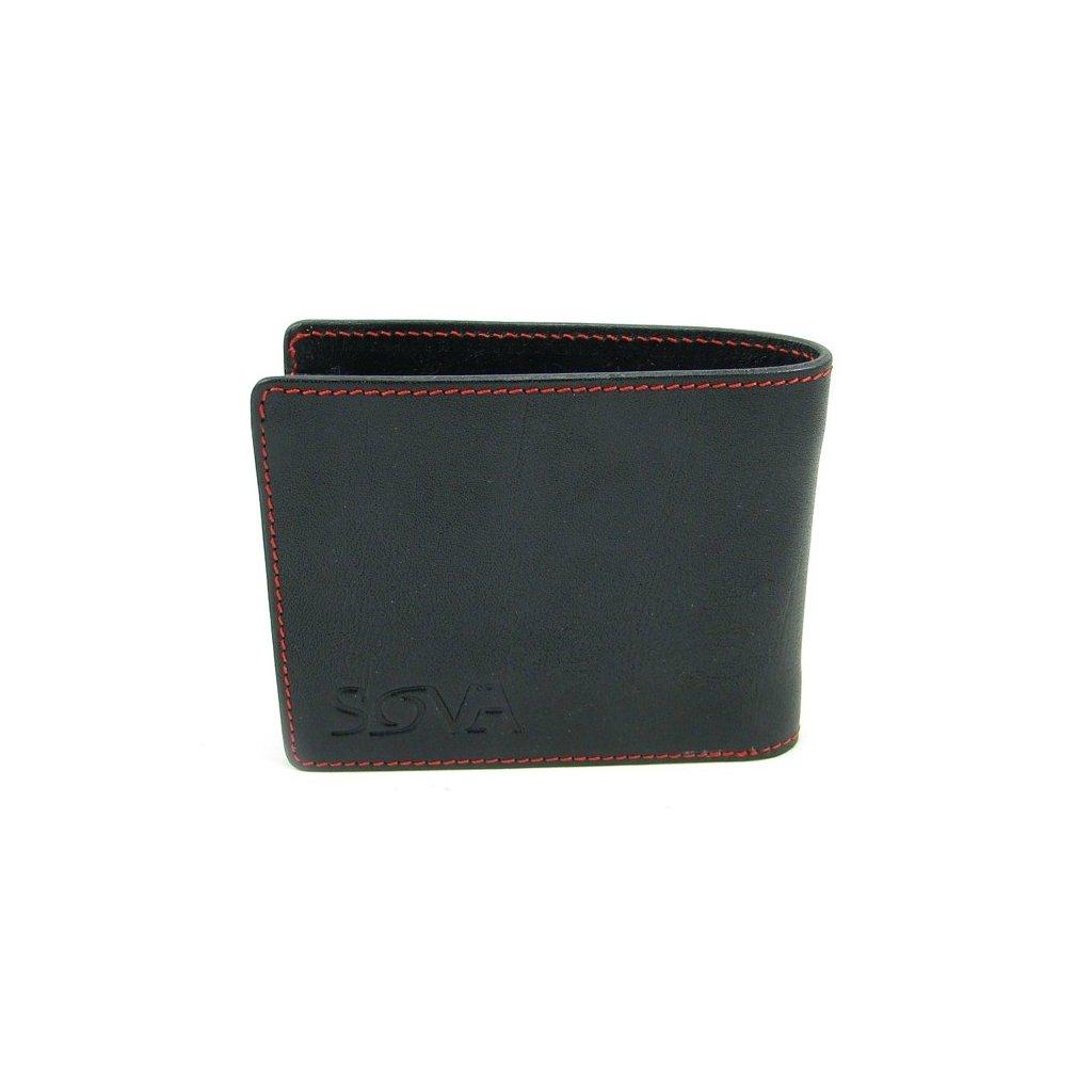 Pánská peněženka kožená TRE pro leváky
