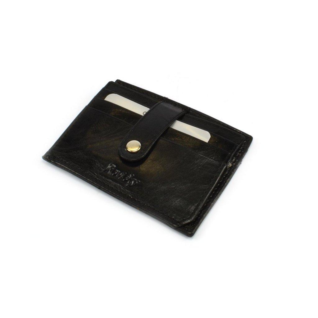 Malé pouzdro na karty luxusní - 3