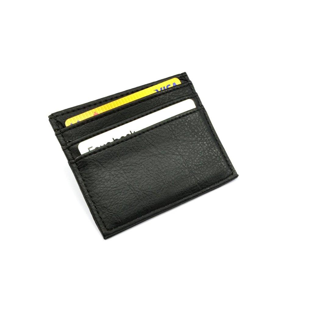 Kožené malé pouzdro na karty - 1