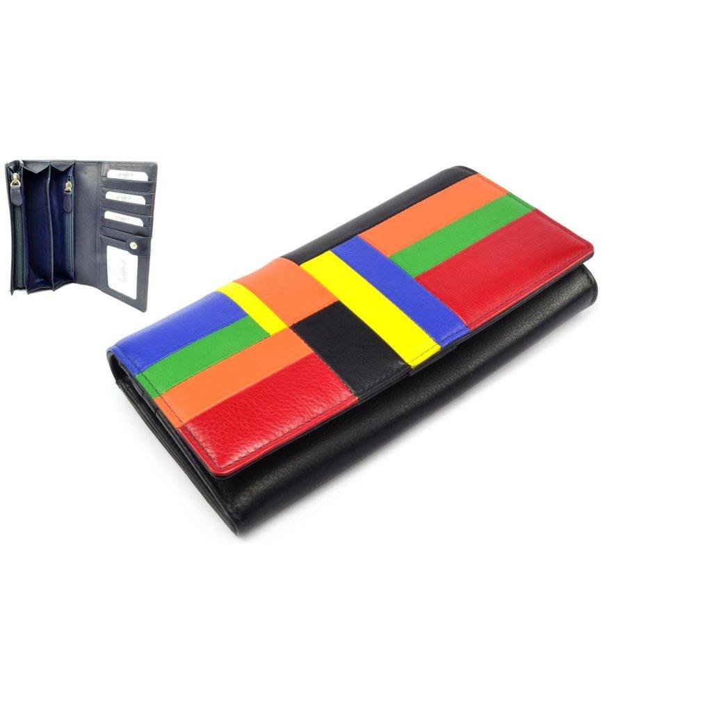 Dámská puzzle peněženka Golunski