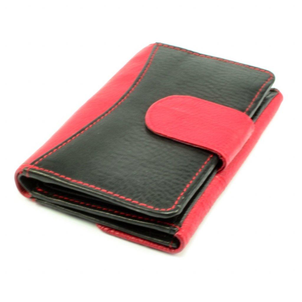 Dámská peněženka barevná - 2