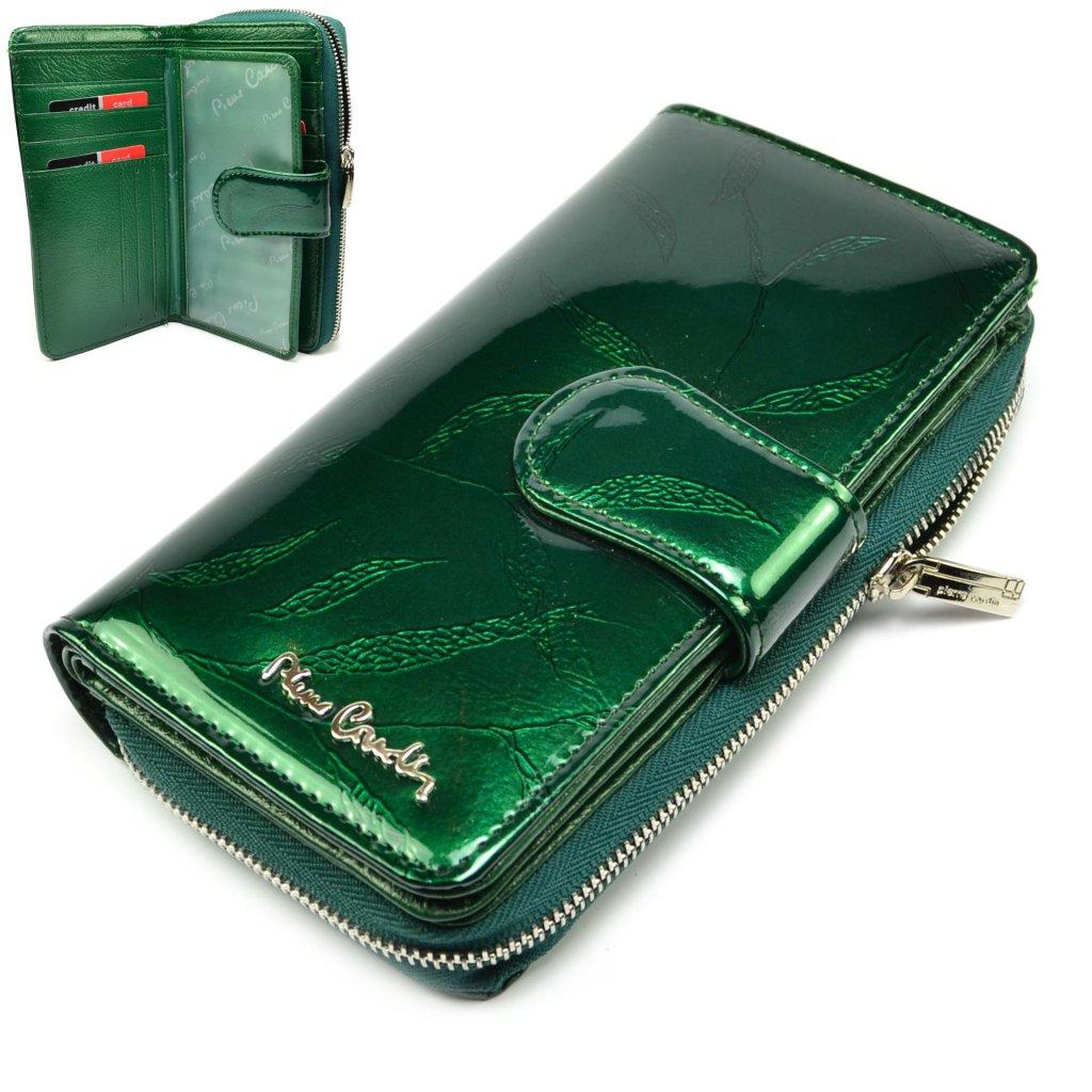 Dámská peněženka malá šedá