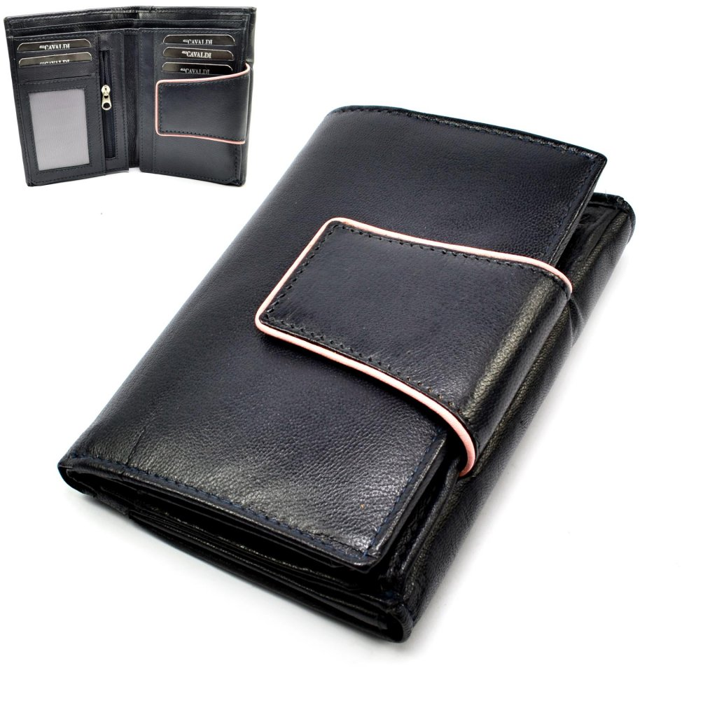 Stylová dámská peněženka krémová-šedá
