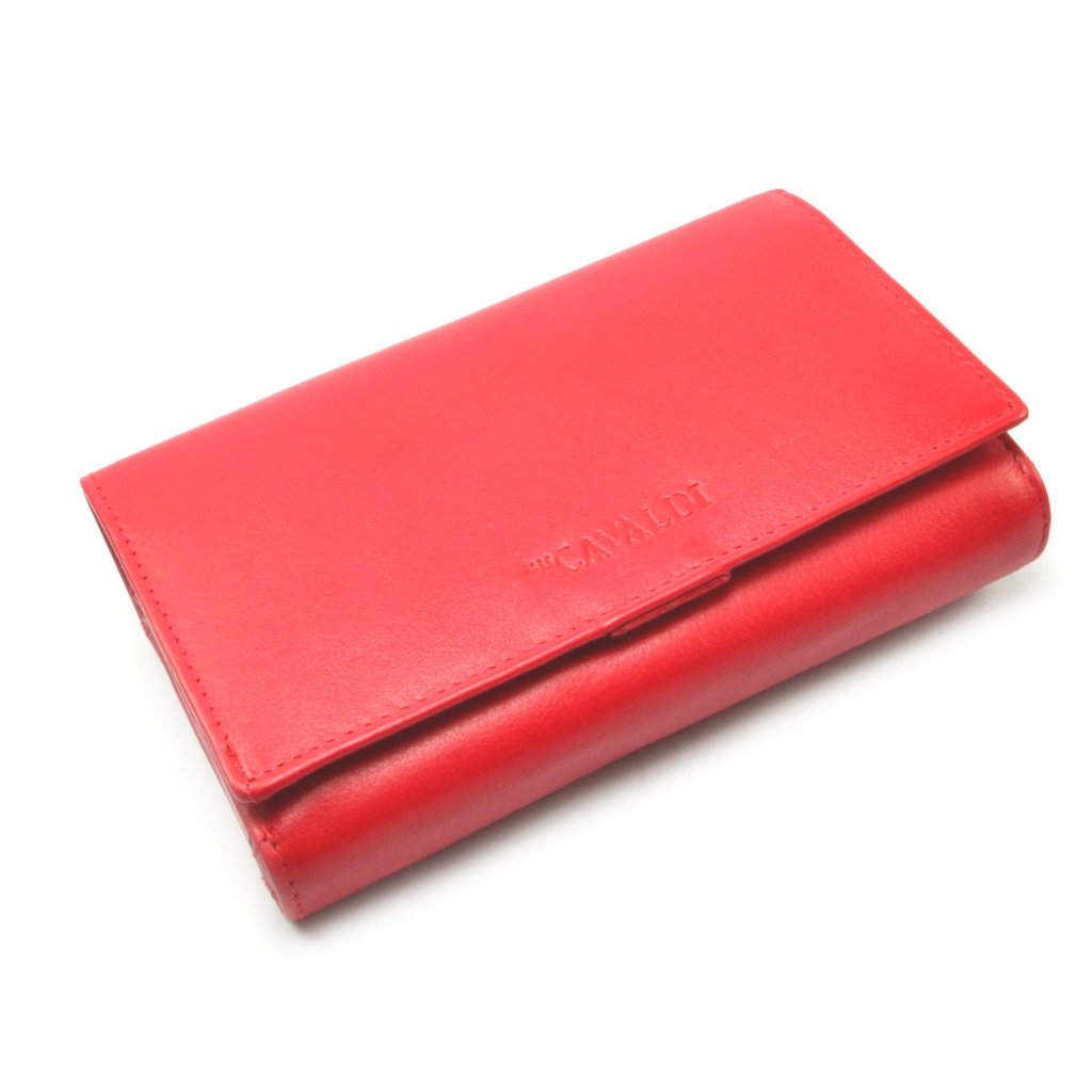 Velká peněženka červená - 2