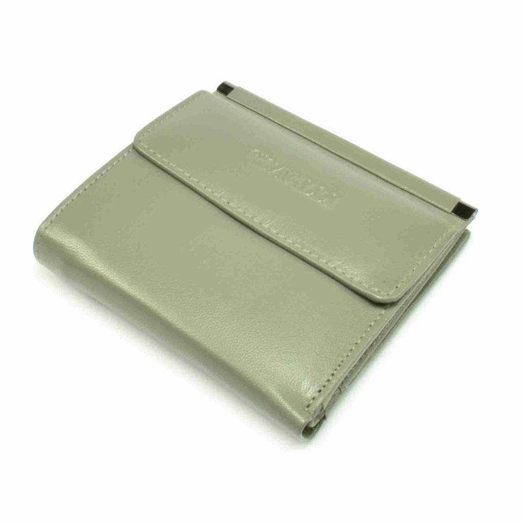 Malá kožená dámská peněženka - 2