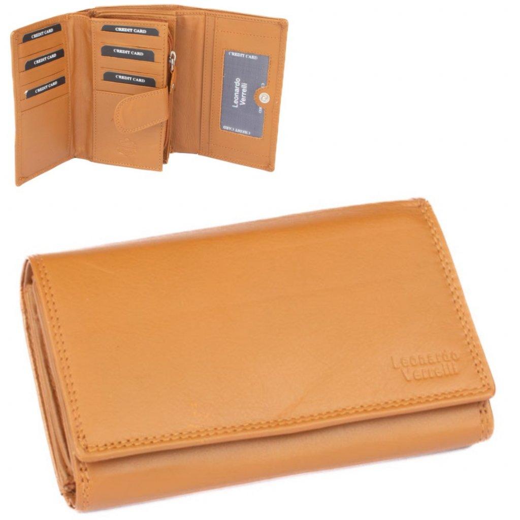 Luxusní peněženka dámská