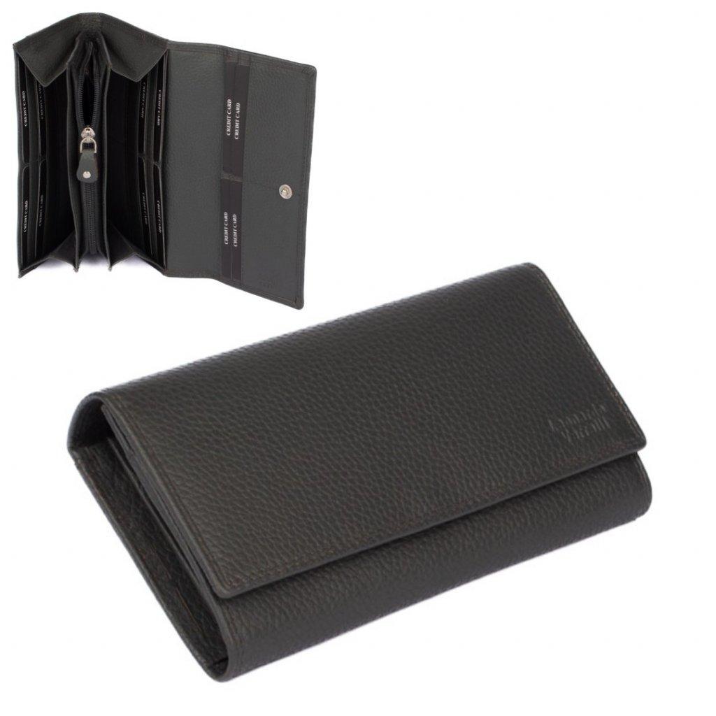 Luxusní peněženka dámská kožená