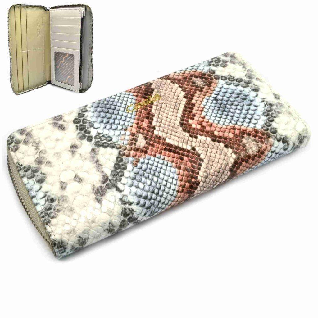 Velká dámská peněženka moderní