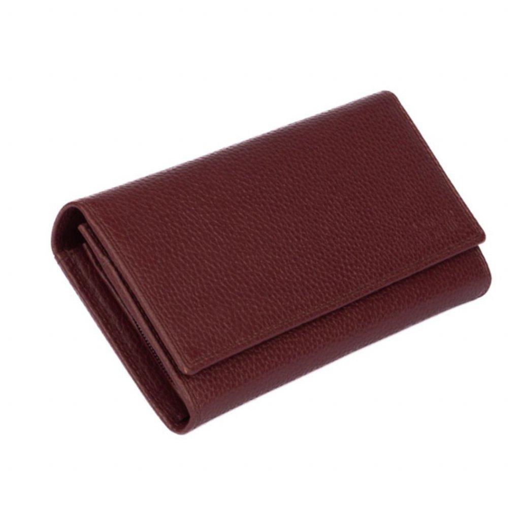 Dámská peněženka fialová - 2