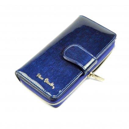 Barevná peněženka kožená dámská - 2