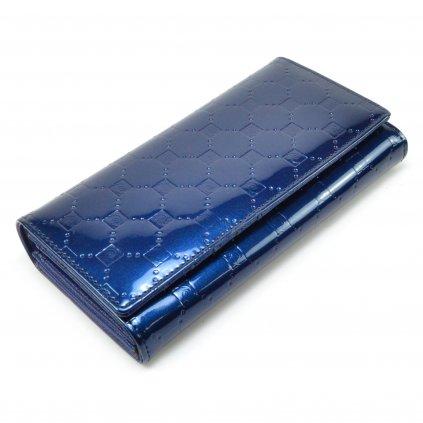 Dámská modrá peněženka - 2