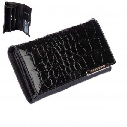 Kožená dámská peněženka - 1