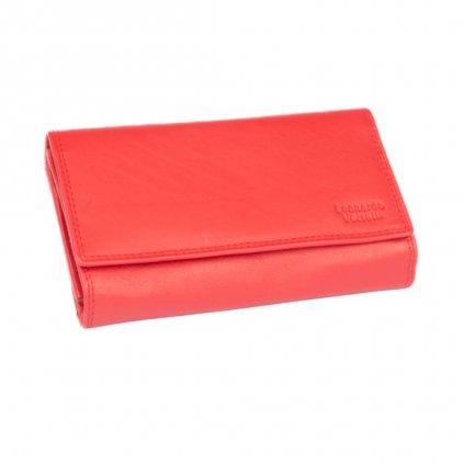 Dámská velká kožená peněženka - 2