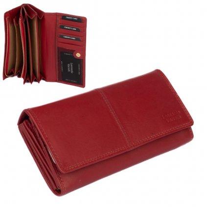 Luxusní dámská peněženka