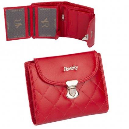 Dámská malá peněženka - 1