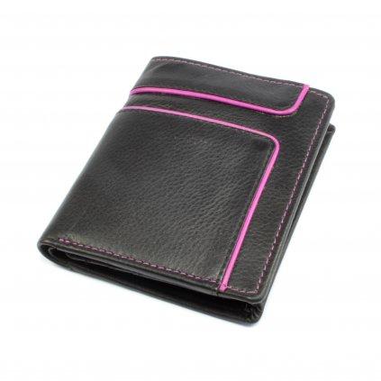 Kožená peněženka malá pánská - 2