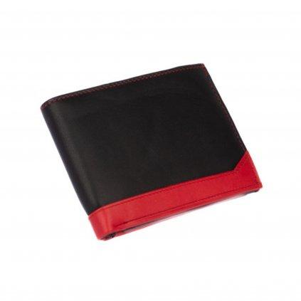Pánská kožená peněženka barevná - 2