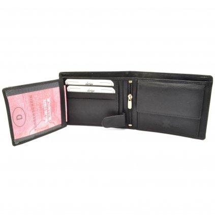 Moderní pánská kožená peněženka - 6