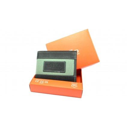 Kožená pánská peněženka - 5