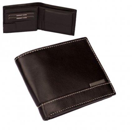 Peněženka pánská kožená - 1